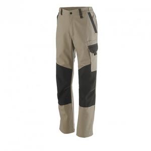 Pantalon genouillère OUT SUM beige